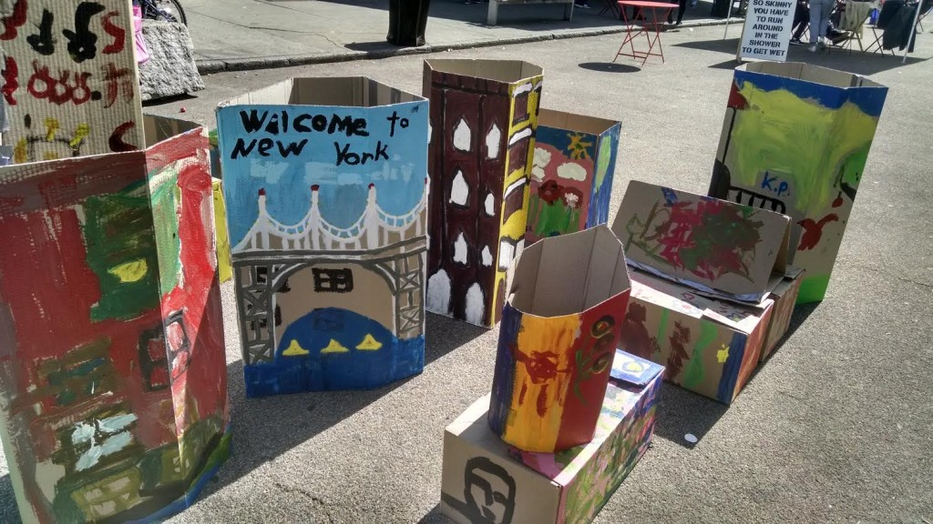 Community Art Project For Kids